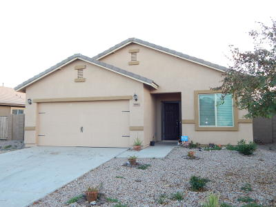 Maricopa Single Family Home For Sale: 39991 W Pryor Lane