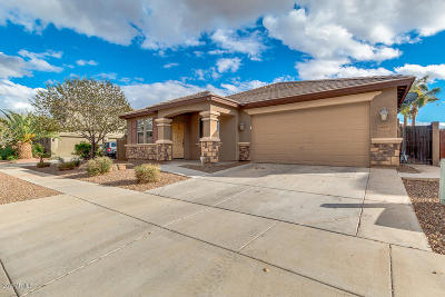 Surprise Single Family Home For Sale: 14531 W Sierra Street