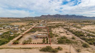 Casa Grande Residential Lots & Land For Sale: 5973 S Chuichu Road