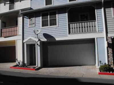 Flagstaff Condo/Townhouse For Sale: 2352 W Silverton Drive