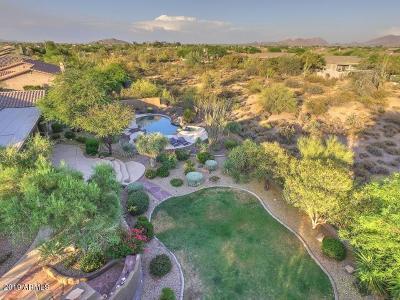 Scottsdale Single Family Home For Sale: 5695 E Blue Sky Drive