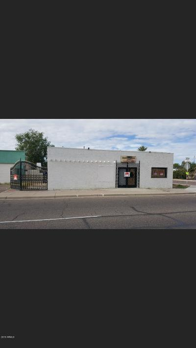 Phoenix Commercial For Sale: 1718 N 16th Street