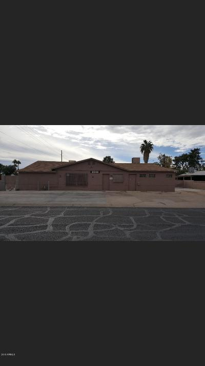 Phoenix Commercial For Sale: 3549 E Cambridge Avenue
