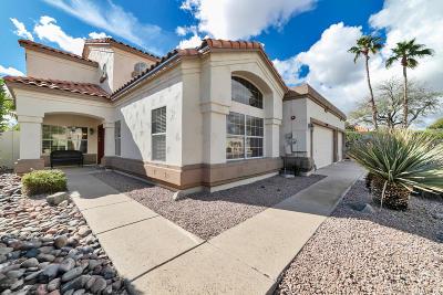 Scottsdale Single Family Home For Sale: 9481 E Davenport Drive