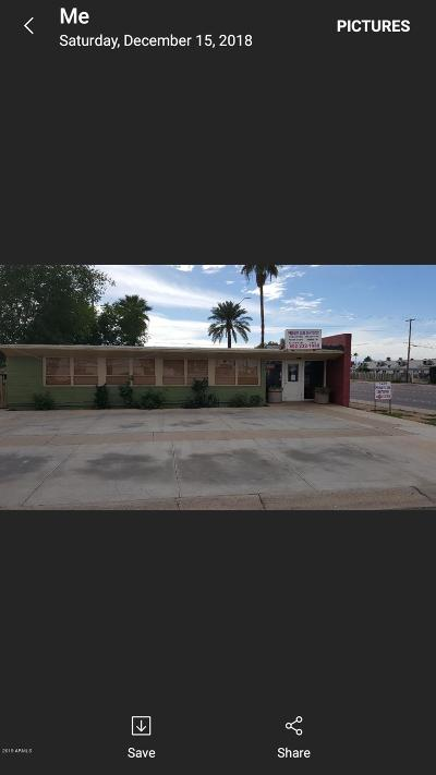Phoenix Commercial For Sale: 1423 N 16th Street