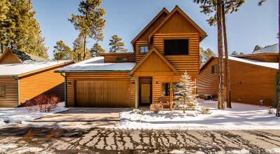Pinetop Single Family Home For Sale: 3035 Timber Line Road