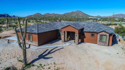 Queen Creek Single Family Home For Sale: 29040 N Brenner Pass Road
