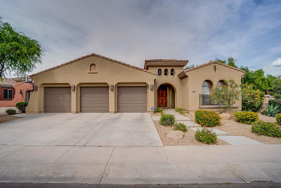 Phoenix Single Family Home For Sale: 3956 E Parkside Lane