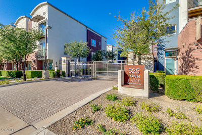 Tempe Condo/Townhouse UCB (Under Contract-Backups): 526 W 1st Street #103