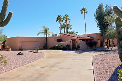 Paradise Valley Single Family Home For Sale: 5857 E Onyx Avenue
