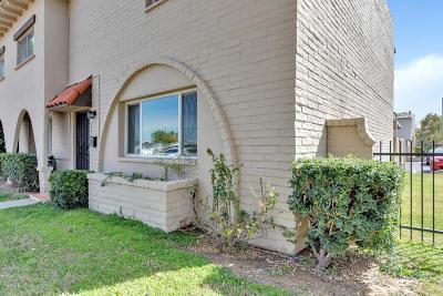 Scottsdale Condo/Townhouse For Sale: 6829 E Osborn Road #A