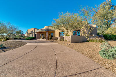 Paradise Valley Single Family Home For Sale: 6120 E Via Estrella Avenue