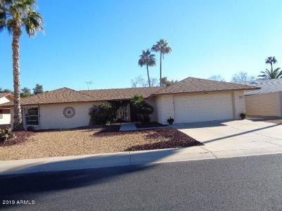 Sun City Rental For Rent: 9914 W Concho Circle