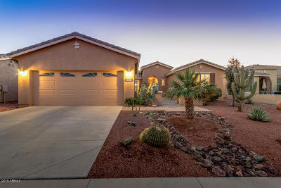Maricopa Single Family Home For Sale: 20934 N Sweet Dreams Drive