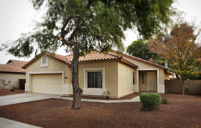 Litchfield Park Single Family Home For Sale: 12849 W Campbell Avenue
