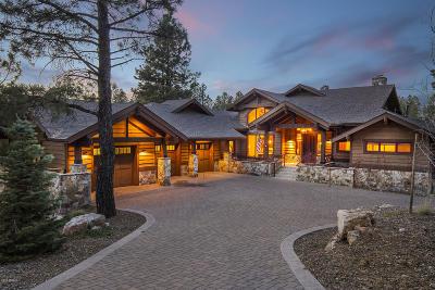 Flagstaff Single Family Home For Sale: 2302 E Del Rae Drive