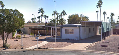 Mesa Mobile/Manufactured For Sale: 5749 E Azalea Avenue