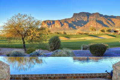 Gold Canyon AZ Single Family Home For Sale: $2,295,000