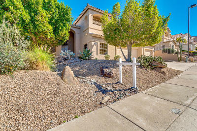 Phoenix Single Family Home For Sale: 1340 E Voltaire Avenue