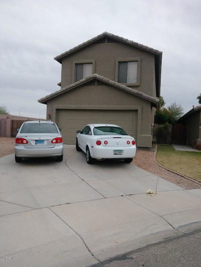 Phoenix Single Family Home For Sale: 4751 E Mountain Vista Drive