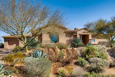 Scottsdale Single Family Home For Sale: 9831 E Granite Peak Trail