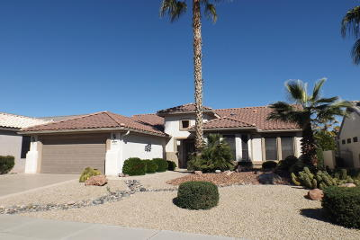 Surprise Single Family Home For Sale: 15836 W Star View Lane