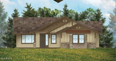 Flagstaff Single Family Home For Sale: 4000 W Braided Rein