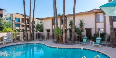Scottsdale Condo/Townhouse For Auction: 4848 N Woodmere Fairway #2