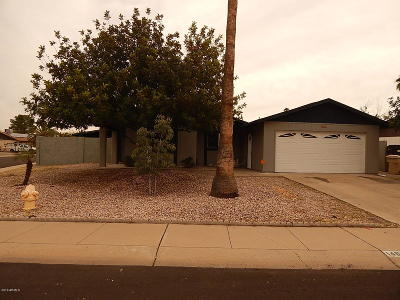 Glendale Rental For Rent: 14641 N 61st Drive