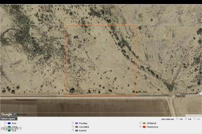 Casa Grande Residential Lots & Land For Sale: 14xxx W Brian Avenue