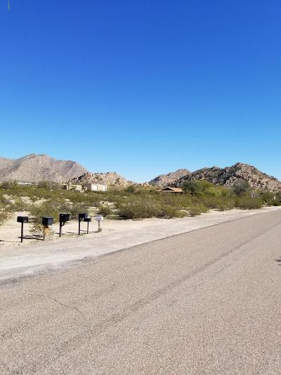 Casa Grande Residential Lots & Land For Sale: W Waverly Drive