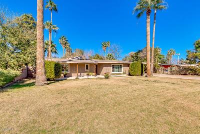 Phoenix Single Family Home For Sale: 820 W Palo Verde Drive