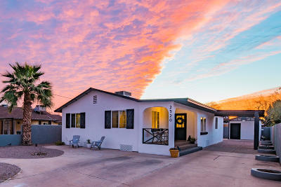 Phoenix Single Family Home For Sale: 2520 N 15th Street