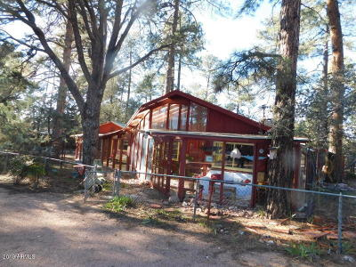 Payson Single Family Home For Sale: 810 S Owens Lane