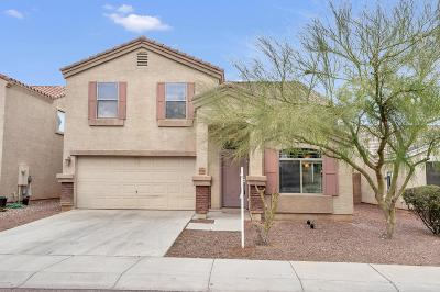 Phoenix Single Family Home For Sale: 11124 W Mariposa Drive
