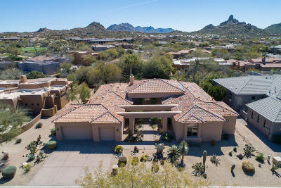 Scottsdale Single Family Home For Sale: 9897 E Quarry Trail