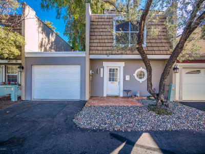 Phoenix Condo/Townhouse For Sale: 1251 E Medlock Drive