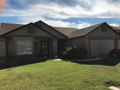 Gilbert Single Family Home For Sale: 4313 E Harvard Avenue