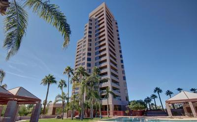 Crystal Point, Crystal Point Condo Phase 1 Replat Amd, Crystal Point Condominium Tower Apartment For Sale: 1040 E Osborn Road #904