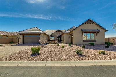 Queen Creek Single Family Home For Sale: 19221 E Walnut Road