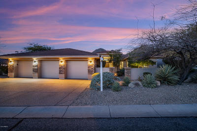 Scottsdale Single Family Home For Sale: 11440 E Autumn Sage Drive