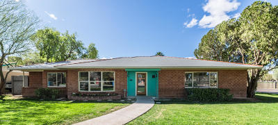 Phoenix Single Family Home UCB (Under Contract-Backups): 729 W Wilshire Drive