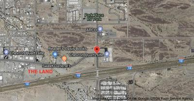 Quartzsite Residential Lots & Land For Sale: 535 E Main Street