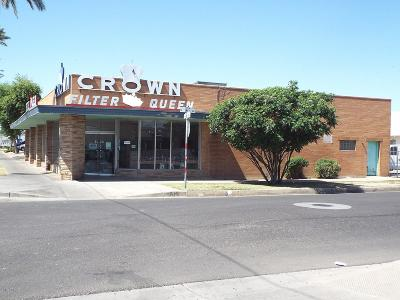 Phoenix Commercial For Sale: 1800 W Van Buren Street