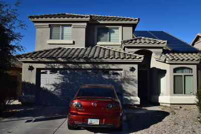 Goodyear Single Family Home For Sale: 15882 W Diamond Street
