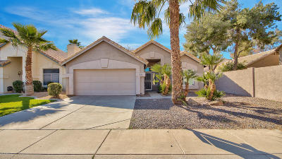 Chandler Single Family Home For Sale: 1230 N Congress Drive
