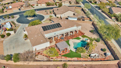 Mesa Single Family Home UCB (Under Contract-Backups): 11339 E Fox Street