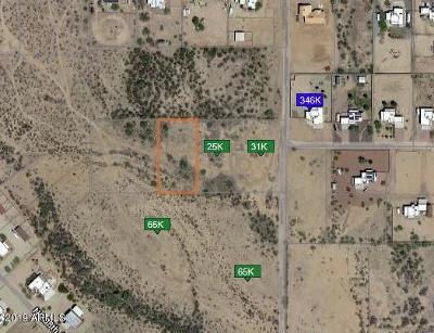 Wittmann Residential Lots & Land For Sale: 207xe W Bobwhite Way
