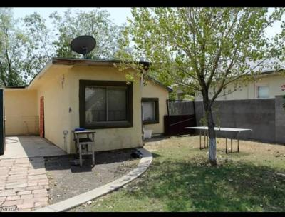 Peoria Single Family Home For Sale: 8470 W Jefferson Street