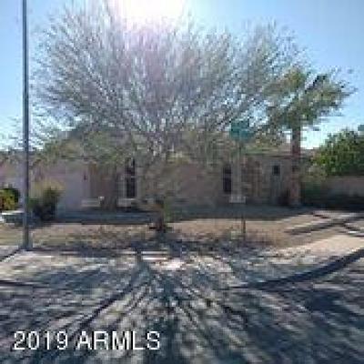 Single Family Home For Sale: 9825 E Osage Avenue